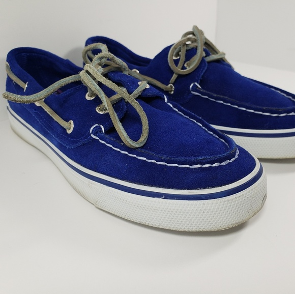 Sperry Shoes - Sperry Top Sider Womens Size 7.5M Blue